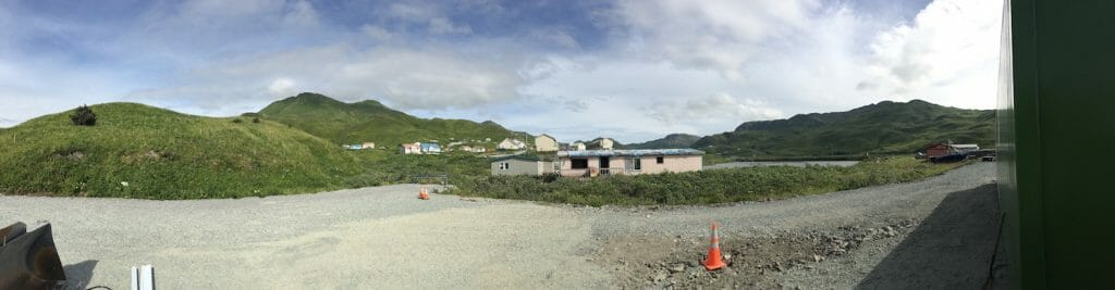 Dutch Harbor CGS Site Preparation
