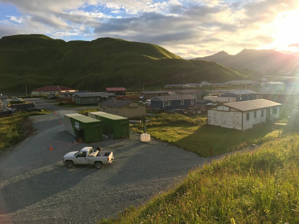 Hydroponic Farm in Dutch Harbor Alaska
