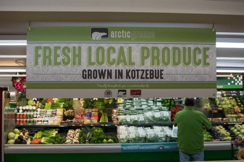 Produce grown locally doesn't have to travel far.  Less travel = higher quality produce and reduced environmental impact.